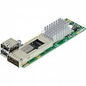 Supermicro 1-port SFP+ 10GbE Micro LP with Intel 82599EN AOC-CTG-I1S