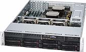 SUPERMICRO R2 SINGLE E5 SC825TQ