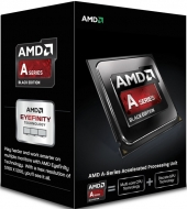 AMD A6 X2 6400K Box FM2 (3,900GHz) Black Edition