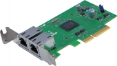 Supermicro Standard LP 2-port GbE with Intel i350 AOC-SGP-I2
