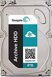 HDD Seagate ST8000AS0002 8TB/8,5/600/59 Sata III 128MB (D)