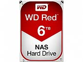 HDD WD Red WD60EFRX 6TB/8,9/600 Sata III 64MB (D)