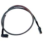 Adaptec Kabel SFF-8643->SFF-8087 intern 90° 0.8M