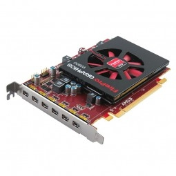 AMD FirePro W600 2GB 6xmDP Retail
