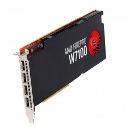 AMD FirePro W7100 8GB 4xDP Retail