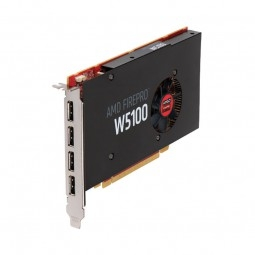 AMD FirePro W5100 4GB 4xDP Retail