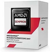 CPU AMD Sempron 3850 / AM1 / Box
