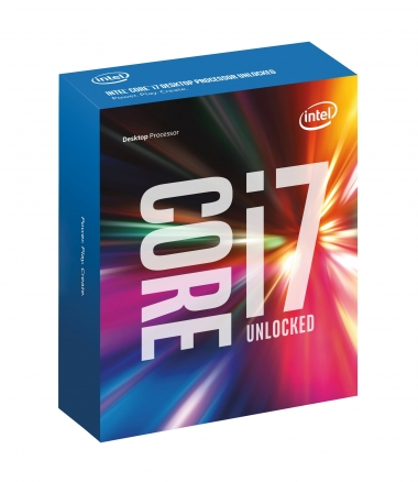 CPU Intel Core i7-6700K / LGA1151 / Box