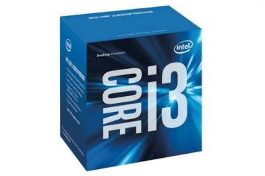 CPU Intel Core i3-6100 / LGA1151 / Box