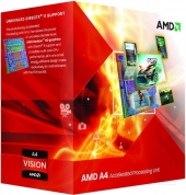 AMD A4 X2 4000 Box FM2 (3,000GHz)