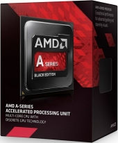 AMD A10 X4 7860K Box FM2+  (3,600GHz)
