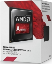 AMD A10 X4 7800 Box FM2+  (3,500GHz)