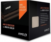 AMD FX-6350 Box AM3+ (3,900GHz) FD6350FRHKHBX (Wraith cooler)