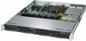Supermicro AMD EPYC A+ Server 1013S-MTR Single Socket, 4x HDD, 2x 1GbE LAN