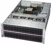 Obudowa serwerowa CSE-417BE1C-R1K28LPB 4U SC417B LP W/Single SAS3 Expander & Redundant 1280W