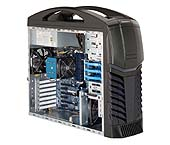 Obudowa serwerowa CSE-732G-000B Black SC732G Gaming Chassis W/O Power Supply