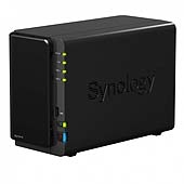 Synology NAS Disk Station DS216+II (2 Bay)