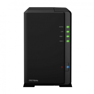 Synology NAS Disk Station DS216play (2 Bay)