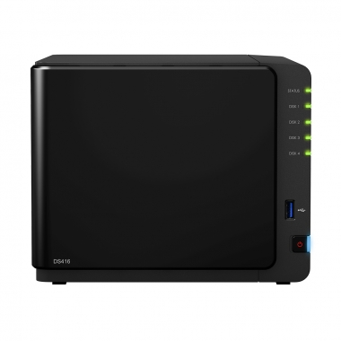 Synology NAS Disk Station DS416 (4 Bay)