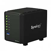 Synology NAS Disk Station DS416slim (4 Bay)