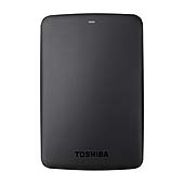 Toshiba HDex 2.5' USB3 1TB CANVIO BASICS black