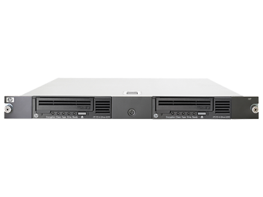 Streamer HP LTO 1U Rack Chassis SAS extern black