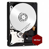 HDD WD Red WD10EFRX 1TB/8,9/600 Sata III 64MB (D)