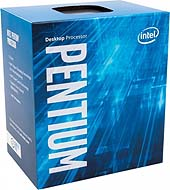 Intel Box Pentium Dual-Core Processor G4560 3,5 Ghz 3M Kaby Lake