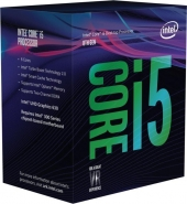 Intel Box Core i5 Processor i5-8600K 3,60Ghz 9M Coffee Lake
