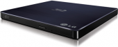 LG Blu-ray DVD±RW/±R Slim extern BP55EB40 black