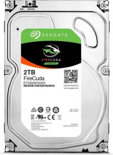 HDD Seagate FireCuda SSHD ST2000DX002 2TB Sata III 64MB + 8GB Flash (D)