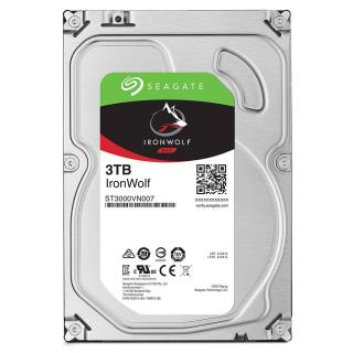 HDD Seagate IronWolf NAS ST3000VN007 3TB Sata III 64MB (D)