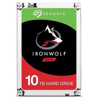 HDD Seagate IronWolf NAS ST10000VN0004 10TB Sata III 256MB (D)