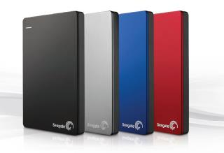Dysk SEAGATE BACKUP PLUS STDR1000203 1TB USB3.0 red