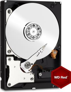 HDD WD Red WD100EFAX 10TB/8,9/600 Sata III 256MB