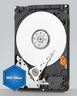 WD HD2.5'' SATA3 500GB WD5000LPCX /5.4k/ 7.0mm (Di)