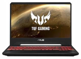 Notebook Asus FX505DY-AL016T 15,6''FHD/Ryzen 5 3550H/8GB/SSD256GB/RX560-4GB/W10 Black-red