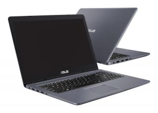Notebook Asus N580VD-E4642 15,6''FHD/i5-7300HQ/8GB/1TB+SSD128GB/GTX1050-4GB/ Grey Metal
