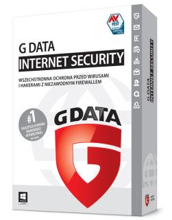 G DATA Internet Security 2PC 2LATA BOX