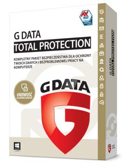 G DATA Total Security 3PC 2LATA BOX