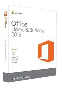 MS Office 2016 Home & Business [UK]