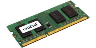 SO-DIMM 8GB Crucial DDR3-1600 CL11 (512Mx8) LV (1,35V)