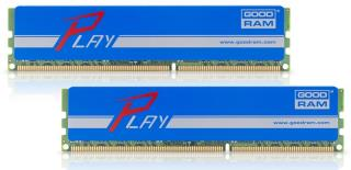Pamięć DDR3 GOODRAM PLAY 8GB (2x4GB) 1600MHz 9-9-9-28 512x8 Blue