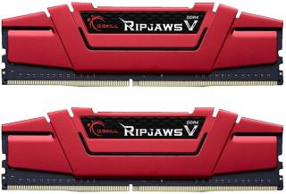 Pamięć DDR4 G.Skill Ripjaws V 32GB (2x16GB) 3600MHz CL19 XMP 2.0 1,35V Red