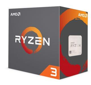 AMD Ryzen 3 2200G Box AM4 (3,700GHz) YD2200C5FBBOX incl. Wraith Stealth Cooler