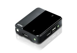 Przełącznik KVM ATEN Display Port/USB/Audio CS782DP (CS782DP-AT) 2-port.