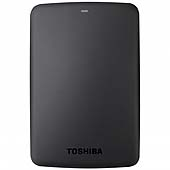 Toshiba HDex 2.5' USB3 2TB CANVIO BASICS black