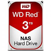 3TB 3.5 Zoll HDD SATA3 Western Digital Red WD30EFRX