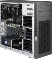Obudowa serwerowa CSE-GS5A-753K (EOL)[DESKTOP ONLY] S5 Mid-Tower Chassis for System Assembly