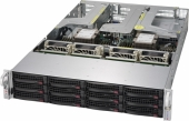SUPERMICRO RACK 1U 2xSCALABLE 6029U-TR4T (Complete System Only)